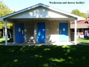 washrooms